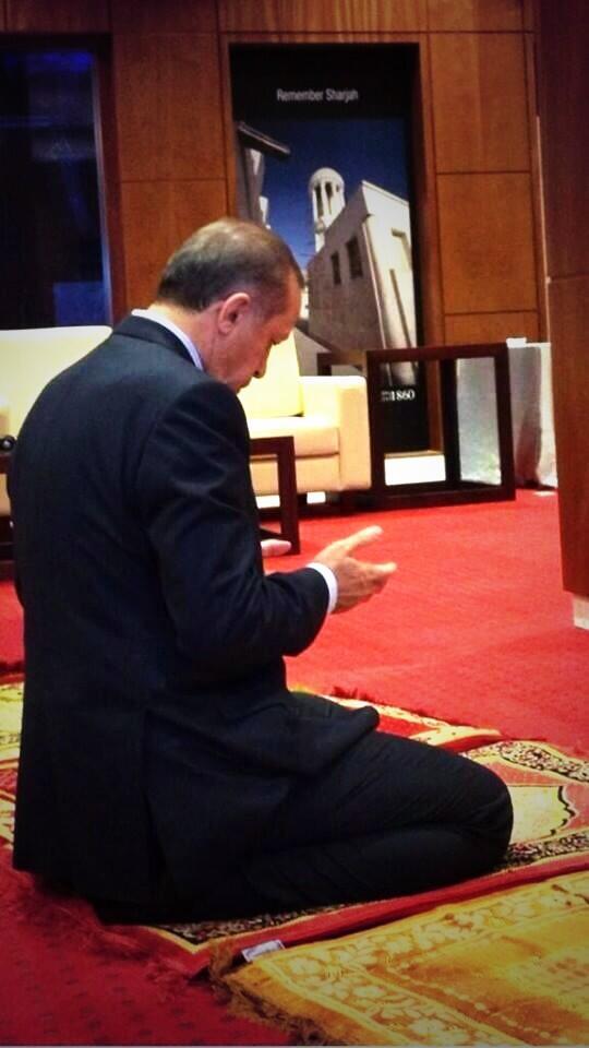 basbakan-erdogan-dua